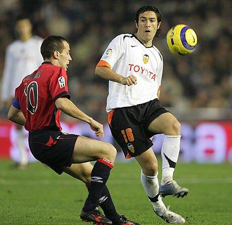 14.01.2006: Valencia CF 2 - 0 CA Osasuna