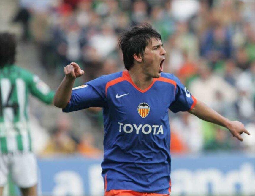 22.01.2006: Real Betis 0 - 2 Valencia CF