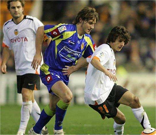 29.01.2006: Valencia CF 2 - 2 Real Zaragoza