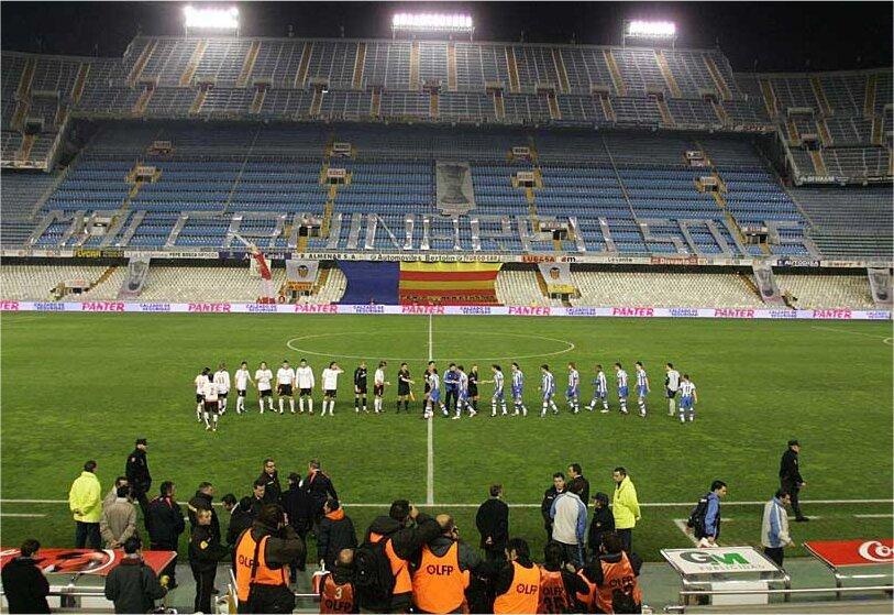01.02.2006: Valencia CF 1 - 1 Dep. Coruña