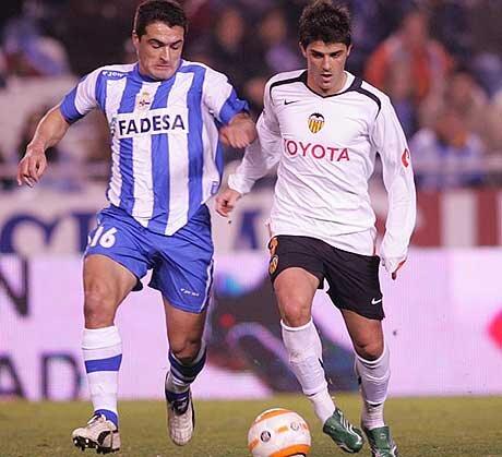 04.02.2006: Dep. Coruña 0 - 1 Valencia CF