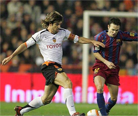 12.02.2006: Valencia CF 1 - 0 FC Barcelona