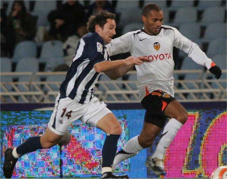 19.02.2006: Real Sociedad 1 - 2 Valencia CF