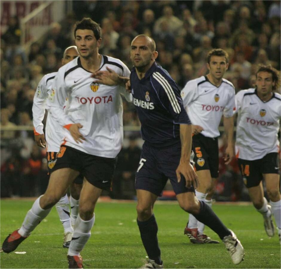 11.03.2006: Valencia CF 0 - 0 Real Madrid