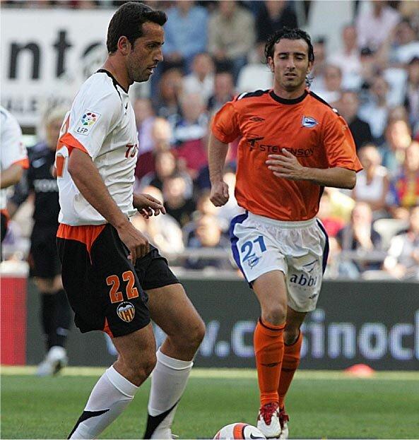 30.04.2006: Valencia CF 3 - 0 Dep. Alavés