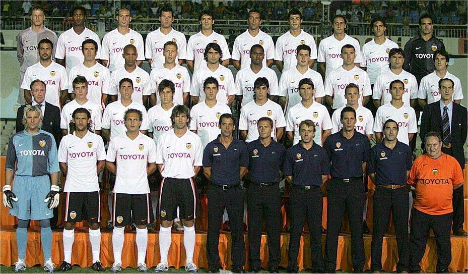 29.07.2006: Valencia CF 3 - 1 Charlton Ath.