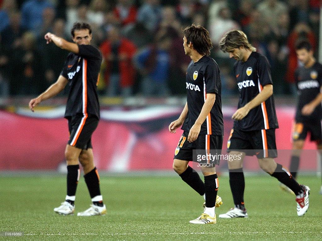 09.08.2006: FC Salzburg 1 - 0 Valencia CF