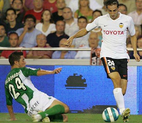 26.08.2006: Valencia CF 2 - 1 Real Betis