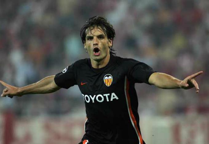 12.09.2006: Olympiakos 2 - 4 Valencia CF