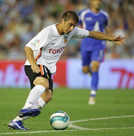 17.09.2006: Valencia CF 2 - 0 Getafe CF