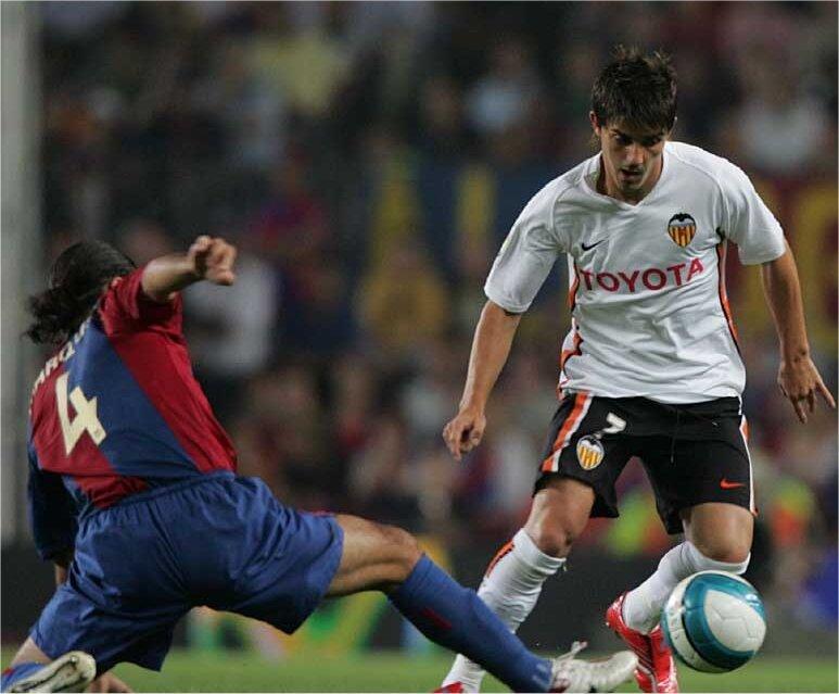 24.09.2006: FC Barcelona 1 - 1 Valencia CF