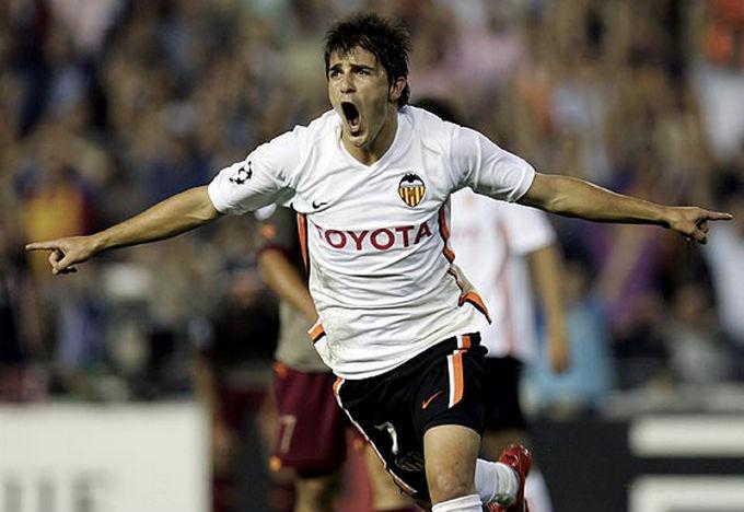 27.09.2006: Valencia CF 2 - 1 AS Roma
