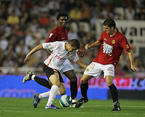 01.10.2006: Valencia CF 4 - 0 Gim. Tarragona