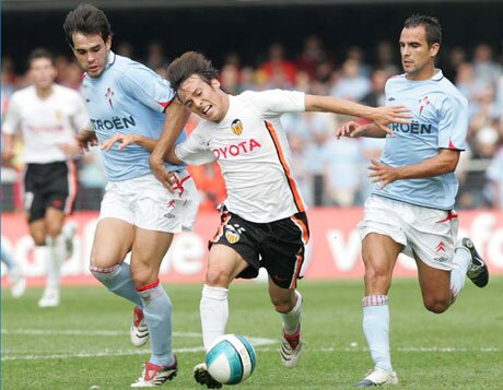 15.10.2006: Celta de Vigo 3 - 2 Valencia CF