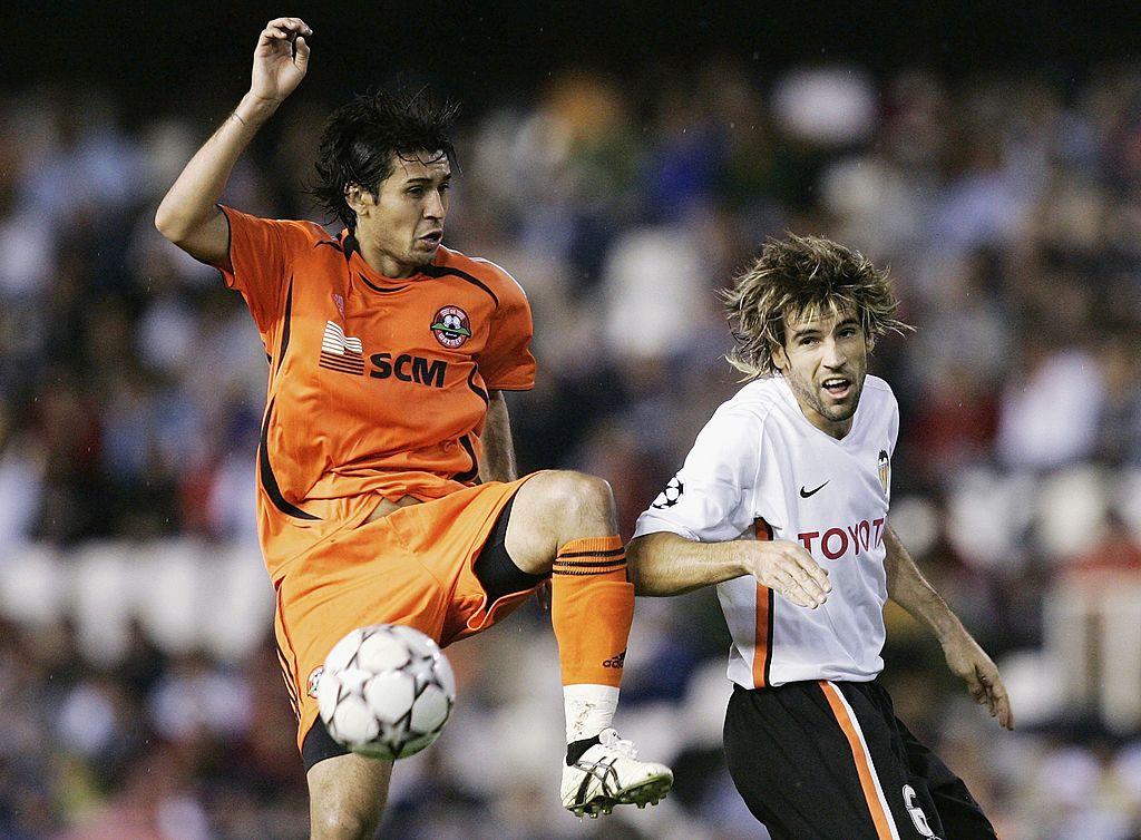 18.10.2006: Valencia CF 2 - 0 Sh. Donetsk