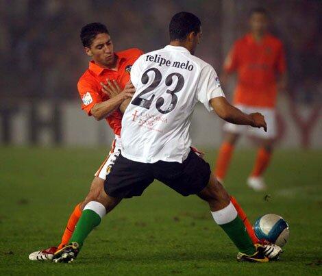 28.10.2006: Rac. Santander 1 - 0 Valencia CF