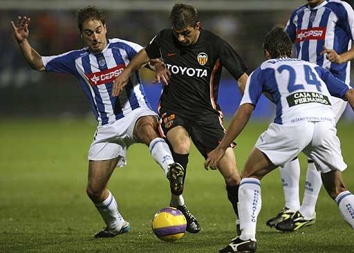 02.12.2006: Rec. Huelva 2 - 0 Valencia CF