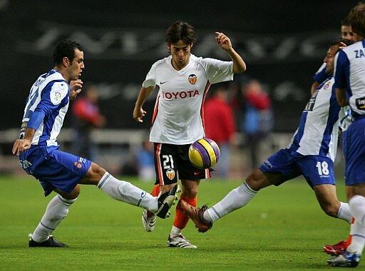05.11.2006: RCD Espanyol 1 - 1 Valencia CF