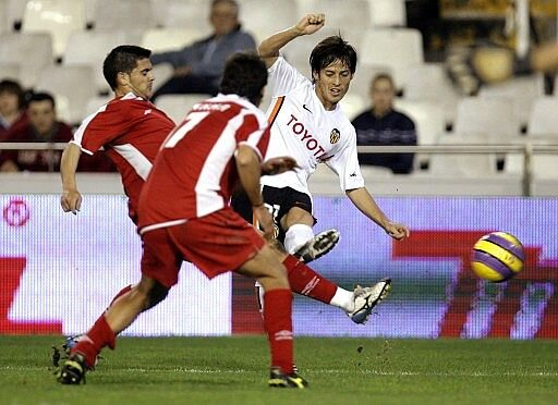 08.11.2006: Valencia CF 2 - 0 Rac. Portuense