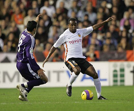 26.11.2006: Valencia CF 0 - 1 Real Madrid
