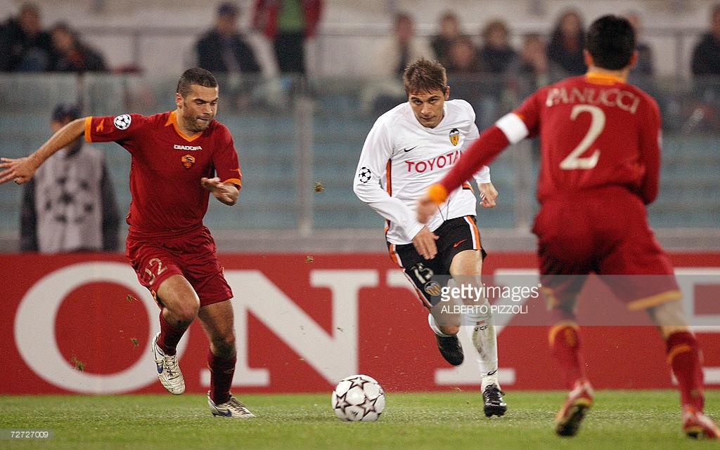 05.12.2006: AS Roma 1 - 0 Valencia CF