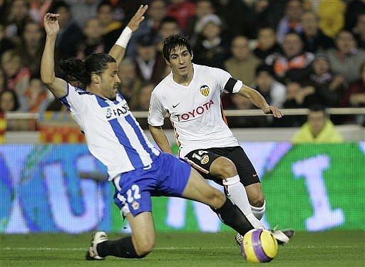 10.12.2006: Valencia CF 4 - 0 Dep. Coruña