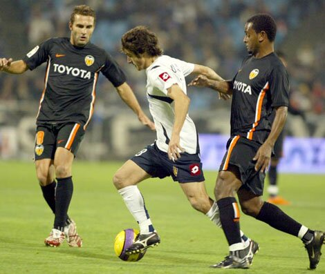 16.12.2006: Real Zaragoza 0 - 1 Valencia CF