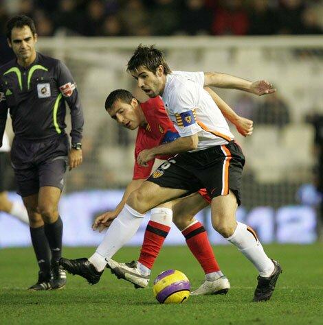 19.12.2006: Valencia CF 3 - 1 RCD Mallorca