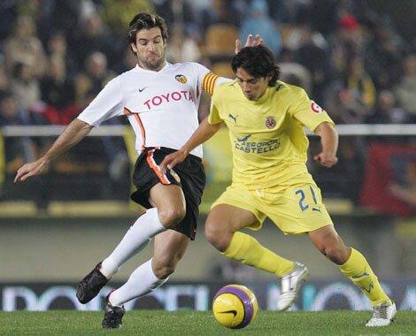 07.01.2007: Villarreal CF 0 - 1 Valencia CF