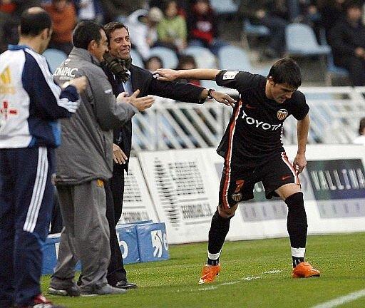 21.01.2007: Real Sociedad 0 - 1 Valencia CF