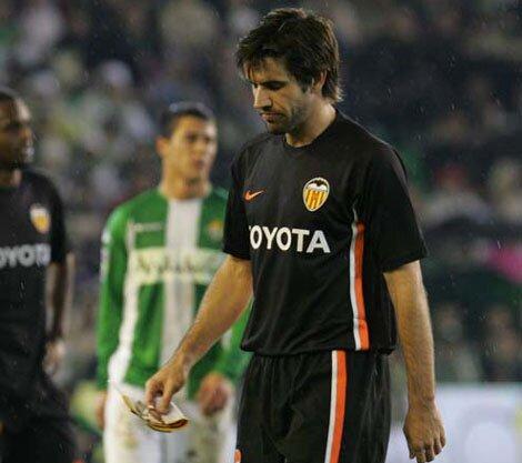 28.01.2007: Real Betis 2 - 1 Valencia CF
