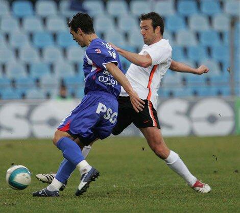 11.02.2007: Getafe CF 3 - 0 Valencia CF