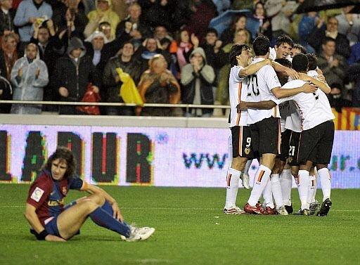 18.02.2007: Valencia CF 2 - 1 FC Barcelona