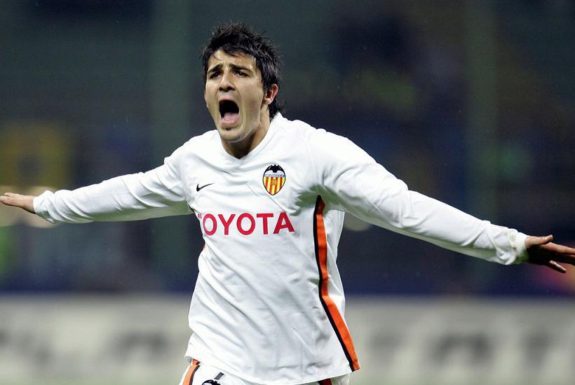 21.02.2007: Inter Milán 2 - 2 Valencia CF