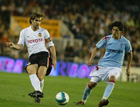 03.03.2007: Valencia CF 1 - 0 Celta de Vigo