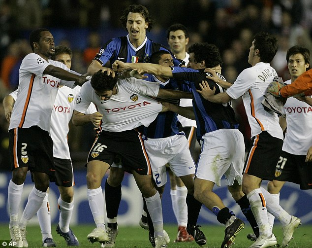 06.03.2007: Valencia CF 0 - 0 Inter Milán
