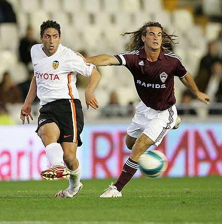 20.03.2007: Valencia CF 4 - 3 Colorado Rapids