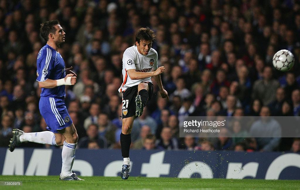 04.04.2007: Chelsea FC 1 - 1 Valencia CF