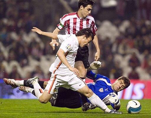 07.04.2007: Athletic Club 1 - 0 Valencia CF