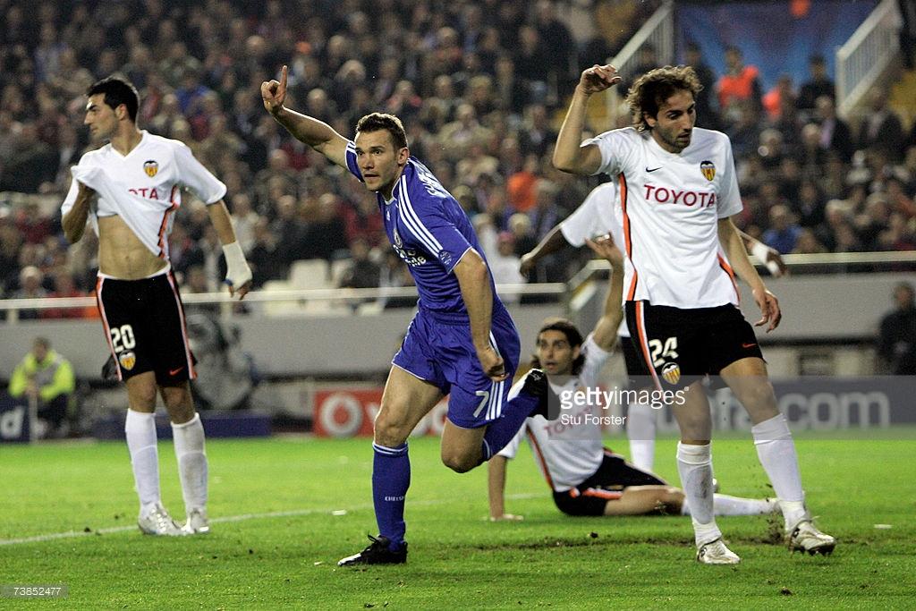 10.04.2007: Valencia CF 1 - 2 Chelsea FC