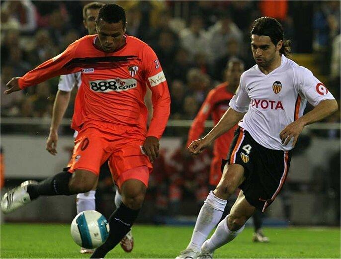 15.04.2007: Valencia CF 2 - 0 Sevilla FC