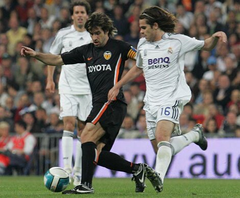 21.04.2007: Real Madrid 2 - 1 Valencia CF
