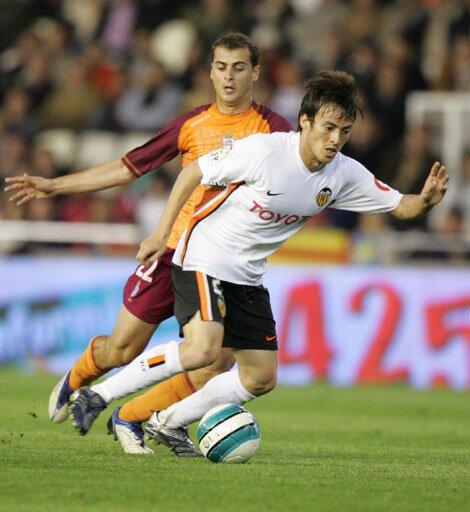 28.04.2007: Valencia CF 2 - 0 Rec. Huelva