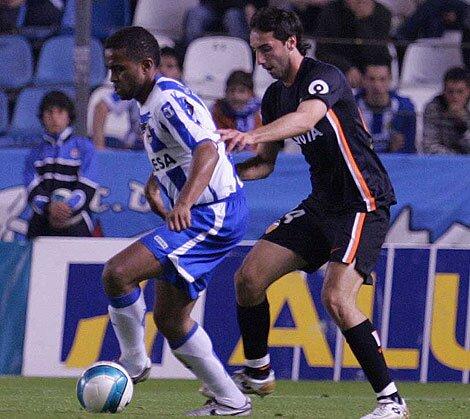05.05.2007: Dep. Coruña 1 - 2 Valencia CF