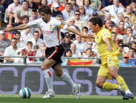 26.05.2007: Valencia CF 2 - 3 Villarreal CF