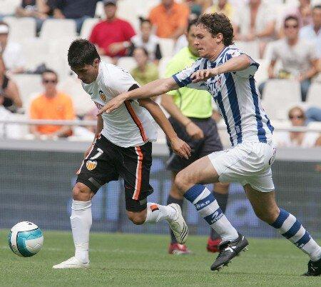 17.06.2007: Valencia CF 3 - 3 Real Sociedad
