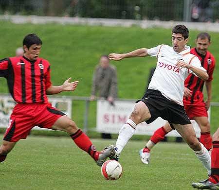 24.07.2007: Lokom. Sofia 0 - 0 Valencia CF