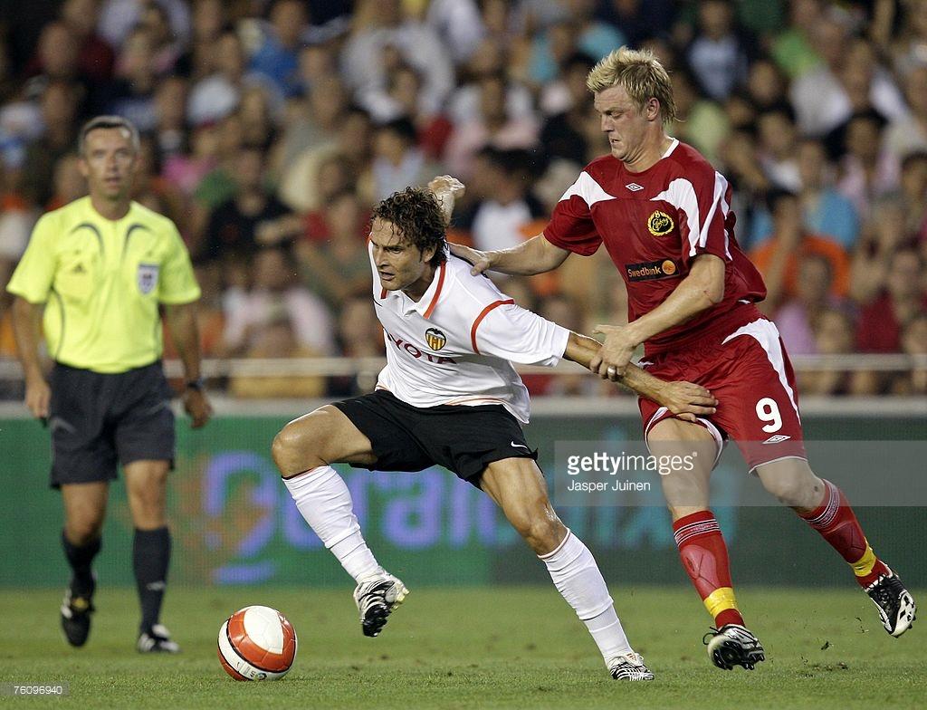 14.08.2007: Valencia CF 3 - 0 IF Elfsborg