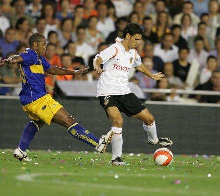 18.08.2007: Valencia CF 0 - 2 Parma AC