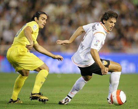 26.08.2007: Valencia CF 0 - 3 Villarreal CF